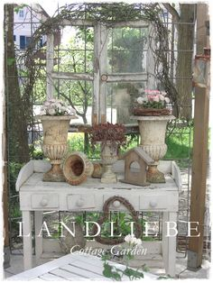 gorgeous garden accessories