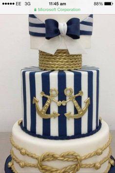 Wedding cake !