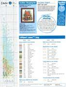 Schema punto croce Lilliput Lane 02