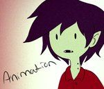 Marshall Lee embarassed gif by AngelLust155