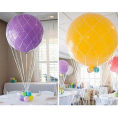 Balloon Nets - 36, 24, 16 inch