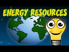 Different Sources of Energy, Using Energy Responsibly, Educational Video for Kids - YouTube