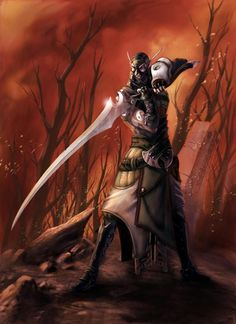 Nyal - Soulless Assassin by ~cwalton73 on deviantART