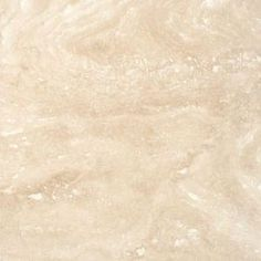 Tuscany 18 in. x 18 in. Ivory Travertine Floor and Wall Tile