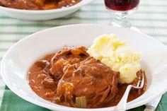 Braised Neck Lamb Chops – Recipes – Bite