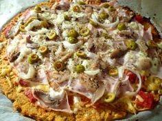 Vynikajúca pizza BEZ múky, s cuketovým cestom :: chudnutie s radosťou