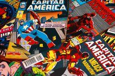 https://flic.kr/p/L3ERQ5 | Quadrinhos - Marvel Comics