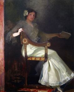 Clotilde Garcia sitting Portrait of Clotilde García by Joaquin Sorolla Retrato de Clotilde Garcia por Joaquín Sorolla Spanish Painters, Spanish Artists, Fine Art, Art Appreciation, Painting People, Painting, Beautiful Paintings, Art, Portrait