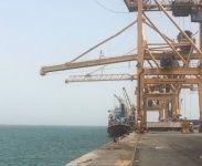 #موسوعة_اليمن_الإخبارية l الحوثيون: التحالف منع باخرة من إفراغ حمولتها بميناء الحديدة