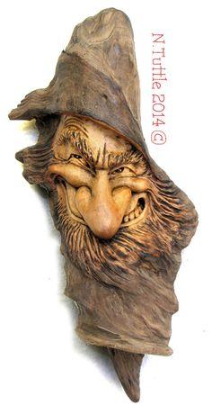 Naughty Knot Rascal by psychosculptor.deviantart.com on @deviantART