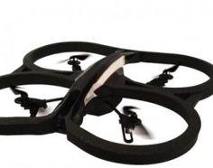 Parrot AR Drone 2.0 pilotato da una NVIDIA Project Shield