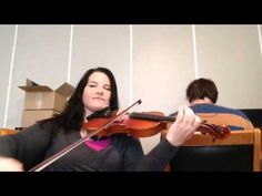 Patti Kusturok's 365 Days of Fiddle Tunes - Day 13 - Selkirk Centennial Waltz - YouTube