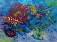 Alexone, Street-artist