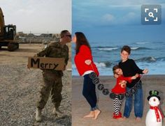 Love! But I pray we never see another deployment ever again!