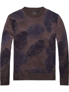 Luxurious Woollen Pullover   Pullover   Men Clothing at Scotch & Soda