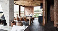 The Design Files – A Modern Country Home Inspired By The Aussie Shed. Cabinet D Architecture, Interior Architecture, Interior Design, The Design Files, Modern Country, Modern Farmhouse, Country Farm, Modern Rustic, Country Living