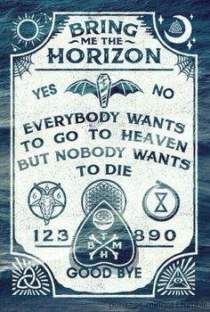 .:.:.:.:.:.Bring Me The Horizon.:.:.:.:.:.                          YES