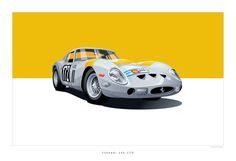 Historic Racing Cars by ScheningCreative
