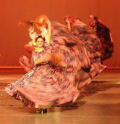 Ballet folclórico del Estado de México #BalletFolkloricodelEdomex