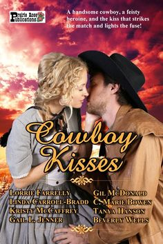 Old West Romances ~ Includes 'A Westward Adventure' by Kristy McCaffrey. Aspiring novelist Amelia Mercer travels from New York City to Colorado when the stagecoach is robbed and her luggage stolen. Bounty hunter Ned Waymire comes to her aid, seeking to impress the independent young woman. http://amzn.com/B00SA2Y6S2