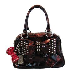 Elese Satchel Dark Fire Topaz, $349, now featured on Fab.