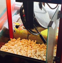 Popcorn is the snack of choice at WiseStamp. And we take it seriously!