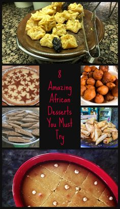 From the sweet desserts of Morocco and Egypt to the more savory desserts of West Africa, Africa has treats to make all travellers drool. Read on to discover or remember your favorites. #Africanfoods #desserts #sweetsaroundtheworld
