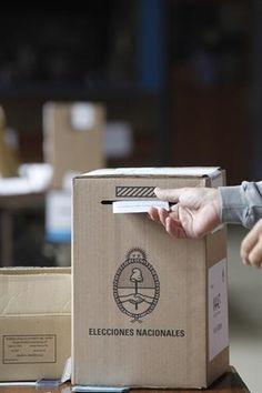 Rige la veda electoral en todo el país - lanacion.com