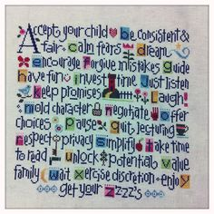 Completed Cross Stitch Lizzie Kate ABC's for Kids Sampler Lizzie Kate, Daily Exercise Routines, Abc For Kids, Tag Image, Love Fitness, Needlepoint, Cross Stitch, Embroidery, Fabric Art