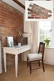 Image result for faux antique brick wall