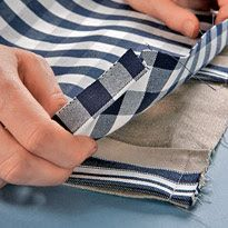 Como hacer cortinas paso a paso ~ Solountip.com Window Treatments, Crafts, Singer, How To Make Curtains, Curtains For Kitchen, Rv Storage, Diy And Crafts, Easy Curtains, Diy Curtains