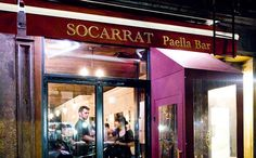 Socarrat Paella Bar, New York