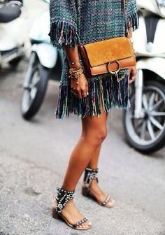 Style Tips: How to dress up a pair of sandals