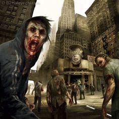 ~Zombie Apocalypse~