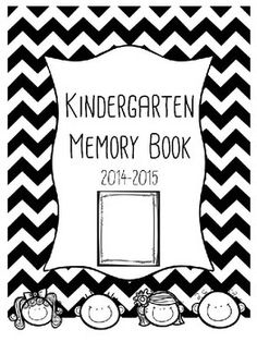 enjoy this free end of the year memory book book covers included kindergarten 1st grade 2nd. Black Bedroom Furniture Sets. Home Design Ideas