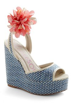 These shoes would be my death, but they are adorable!
