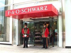 FAO Schwarz NYC