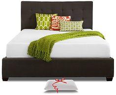 Resort Sleep Full XL 10 Inch Cooling Memory Foam Mattress and Pillow