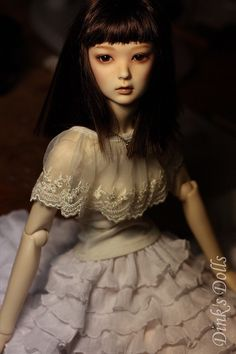 Supia Rosy from Dink's dolls