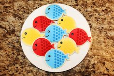 fish from balloon cookie cutter!