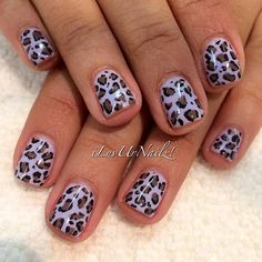 Natural Nails Gel Mani with #EssieGel Frisky Femininity...