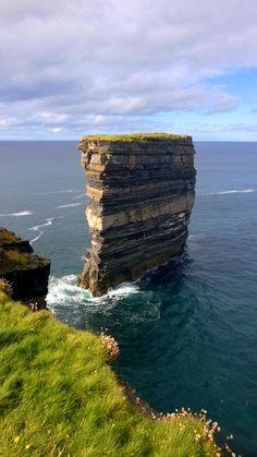 Downpatrick Head, County Mayo County Mayo, Ireland, Water, Travel, Outdoor, Water Water, Outdoors, Aqua, Viajes