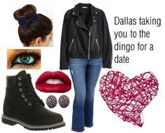 Dingo date with dallas