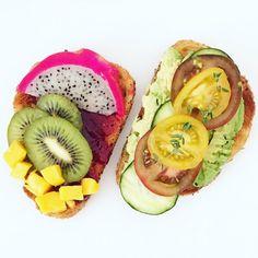 Avocado Toast Beauties