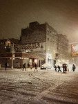 New York - Snow in the City  - By Vivienne Gucwa