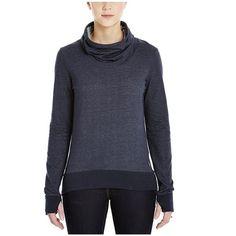 Bench Chalky Crew Sweatshirt ($47) ❤ liked on Polyvore featuring tops, hoodies, sweatshirts, sweatshirt hoodies, shirts & tops, bench top, sweat shirts and bench shirt