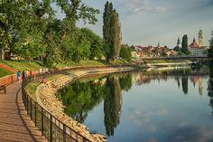 Promenada pe Cris Romania, Art Nouveau, Landscape, Country, City, Places, Artist, Travel, Beautiful