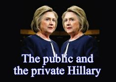 The Tale of Two Hillarys' – And One Donald Trump