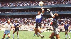 World Cup 1986: Diego Maradona's 'Hand of God' against England Bulgarian Bogdan Dochev – the assistant referee who failed to spot Maradona's Hand of God goal against England at the 1986 World Cup – has died aged 80. Argentina won the quarter-final tie 2-1...