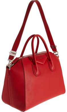 a perfect red bag? givenchy